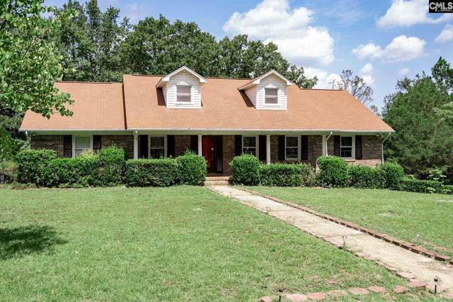 415 Bruce Drive, Camden, SC 29020 (MLS #501469) :: Gaymon Realty Group