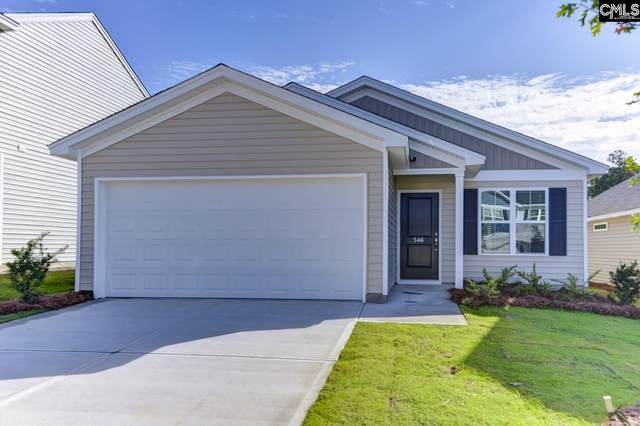 546 Hatteras Drive, Blythewood, SC 29016 (MLS #503808) :: The Olivia Cooley Group at Keller Williams Realty