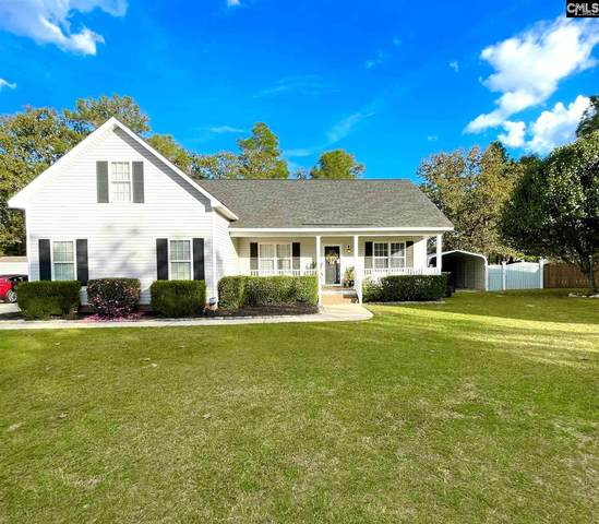 153 Maguire Drive, Lexington, SC 29073 (MLS #503968) :: EXIT Real Estate Consultants