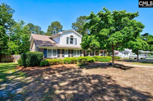 308 Cool Springs Drive, Camden, SC 29020 (MLS #518252) :: Loveless & Yarborough Real Estate