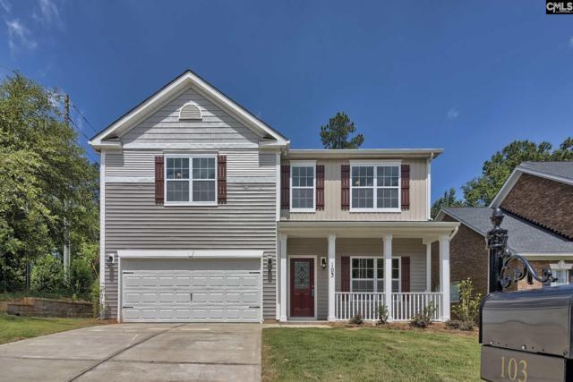 103 Drakewood Drive #37, Columbia, SC 29212 (MLS #438053) :: The Olivia Cooley Group at Keller Williams Realty