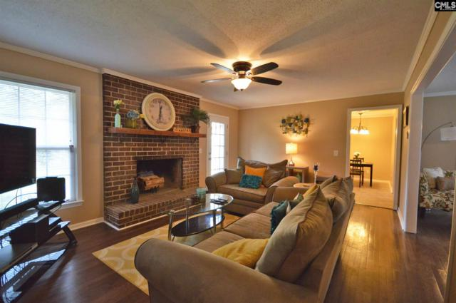 6229 Yorkshire Drive, Columbia, SC 29209 (MLS #439050) :: EXIT Real Estate Consultants
