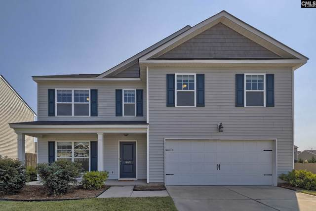 669 Deertrack Run, Lexington, SC 29073 (MLS #473711) :: Loveless & Yarborough Real Estate