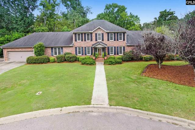 420 Crown Point Road, Columbia, SC 29209 (MLS #491792) :: Loveless & Yarborough Real Estate