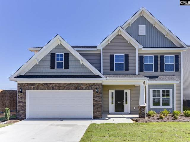 446 Windrush Drive Lot #59, Elgin, SC 29045 (MLS #499674) :: Gaymon Realty Group