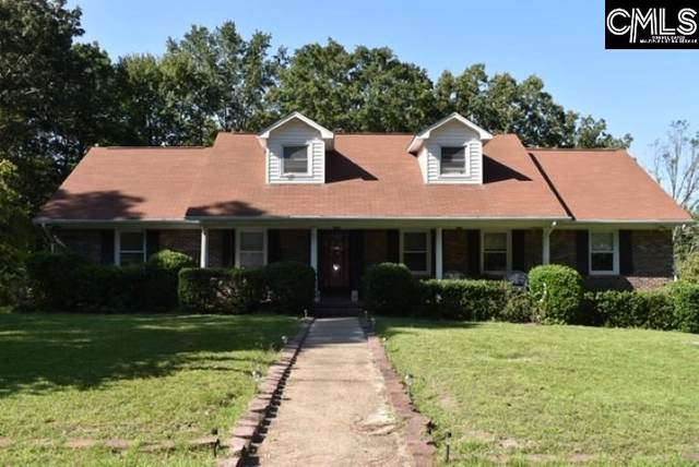 415 Bruce Drive, Camden, SC 29020 (MLS #501469) :: The Neighborhood Company at Keller Williams Palmetto