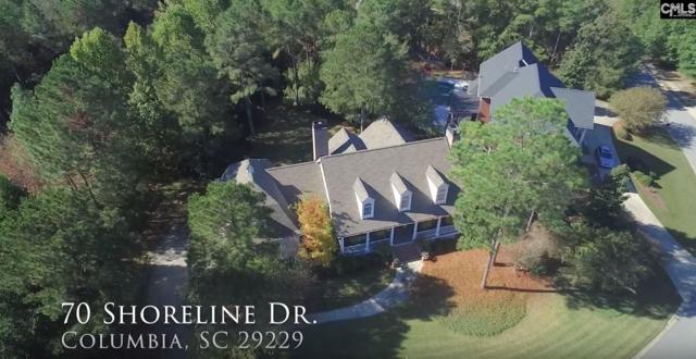 70 Shoreline Drive, Columbia, SC 29229 (MLS #451305) :: Home Advantage Realty, LLC
