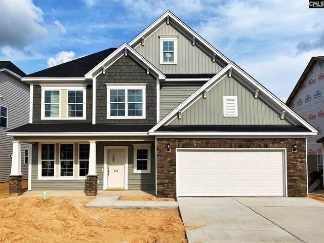 819 Queenshire Lane, Elgin, SC 29045 (MLS #499485) :: Fabulous Aiken Homes