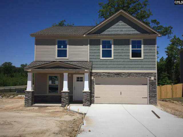 3107 Gedney (Lot 185) Circle, Blythewood, SC 29016 (MLS #490605) :: Loveless & Yarborough Real Estate