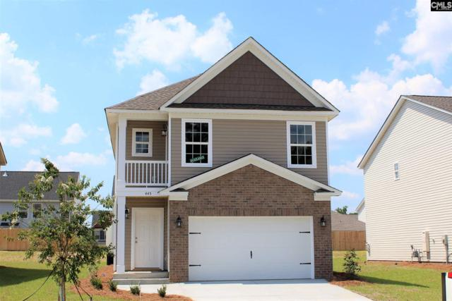 445 Fairford Road, Blythewood, SC 29016 (MLS #464560) :: EXIT Real Estate Consultants