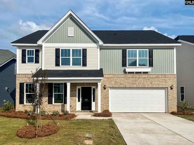 809 Queenshire Lane, Elgin, SC 29045 (MLS #498233) :: Fabulous Aiken Homes
