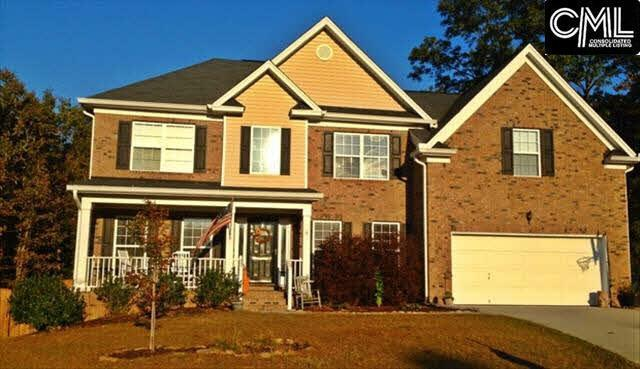 6 Roe Deer Court, Blythewood, SC 29016 (MLS #429135) :: Exit Real Estate Consultants