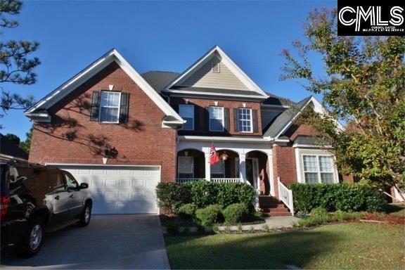 124 Carolina Ridge Drive, Columbia, SC 29229 (MLS #432757) :: The Olivia Cooley Group at Keller Williams Realty