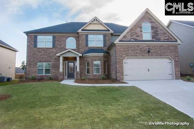 425 Hosta Lane #32, Lexington, SC 29072 (MLS #432817) :: The Olivia Cooley Group at Keller Williams Realty