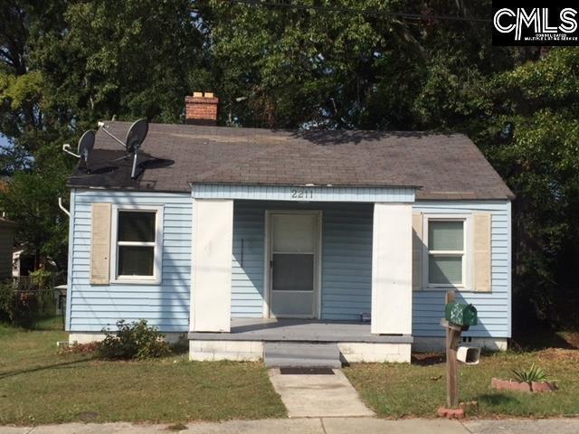 2211 Dart Street, Columbia, SC 29204 (MLS #434287) :: EXIT Real Estate Consultants