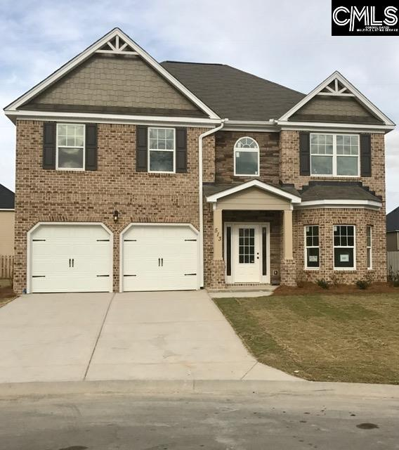 305 Grey Oaks Court Lot 91, Lexington, SC 29072 (MLS #434412) :: The Olivia Cooley Group at Keller Williams Realty