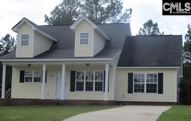 541 Old Bush River Road, Chapin, SC 29036 (MLS #434431) :: Exit Real Estate Consultants