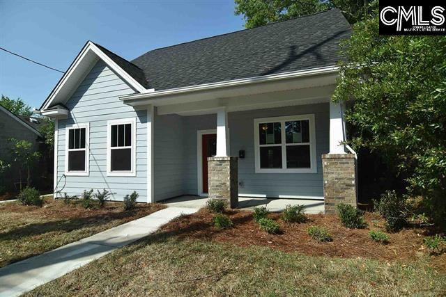 119 Rosewood Hills Drive, Columbia, SC 29205 (MLS #434449) :: The Olivia Cooley Group at Keller Williams Realty