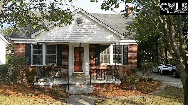 1415 State Street, Cayce, SC 29033 (MLS #436409) :: The Olivia Cooley Group at Keller Williams Realty