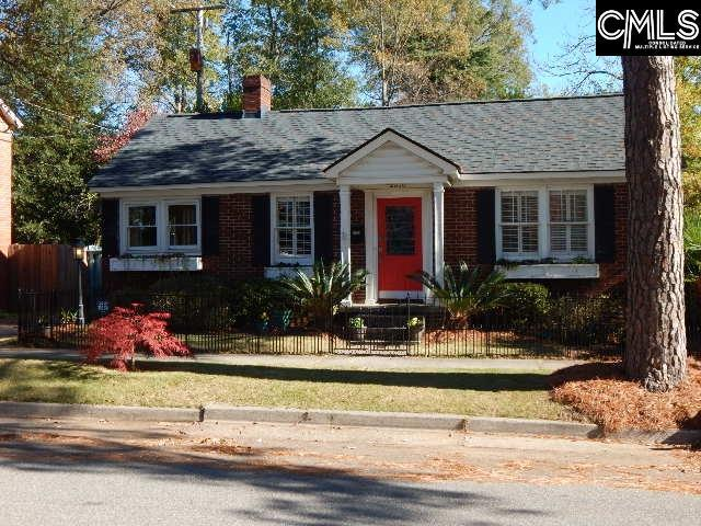2510 Sumter Street, Columbia, SC 29201 (MLS #436555) :: Exit Real Estate Consultants