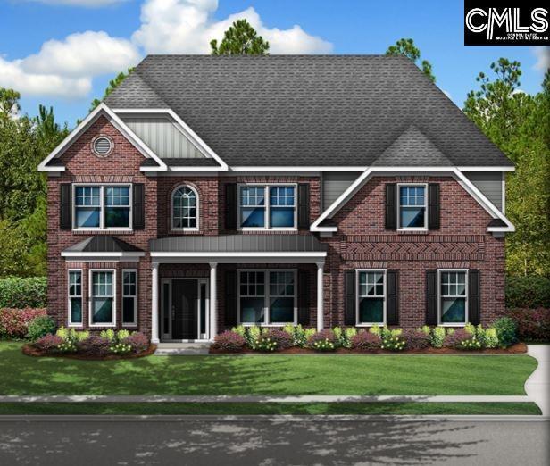 460 Knollside Dr, Blythewood, SC 29016 (MLS #437317) :: EXIT Real Estate Consultants