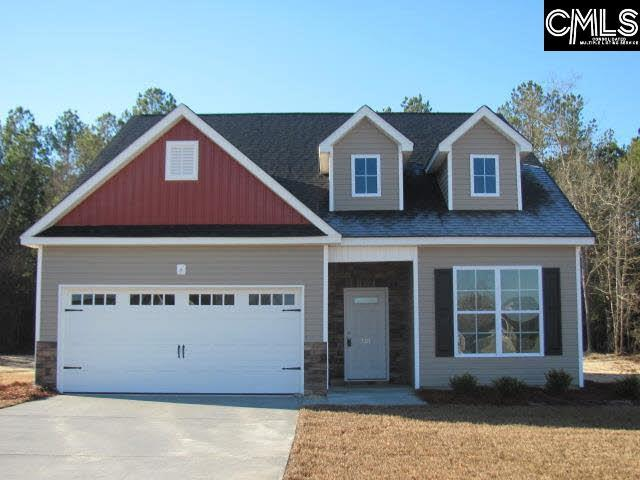 101 Veranda Ridge Drive, Lugoff, SC 29078 (MLS #438783) :: Picket Fence Realty
