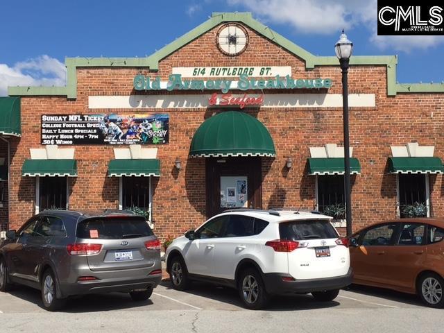514 Rutledge Street, Camden, SC 29020 (MLS #440316) :: Home Advantage Realty, LLC