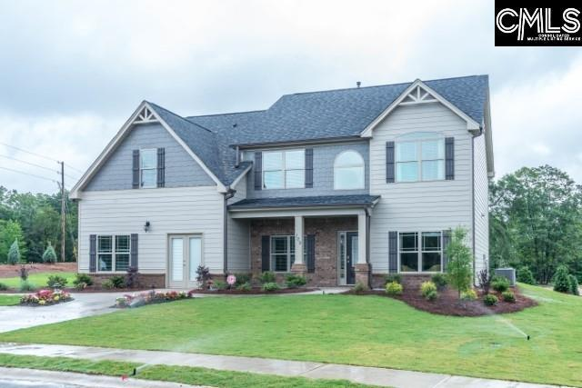 1152 Coogler Crossing Drive #1001, Blythewood, SC 29016 (MLS #441379) :: The Olivia Cooley Group at Keller Williams Realty