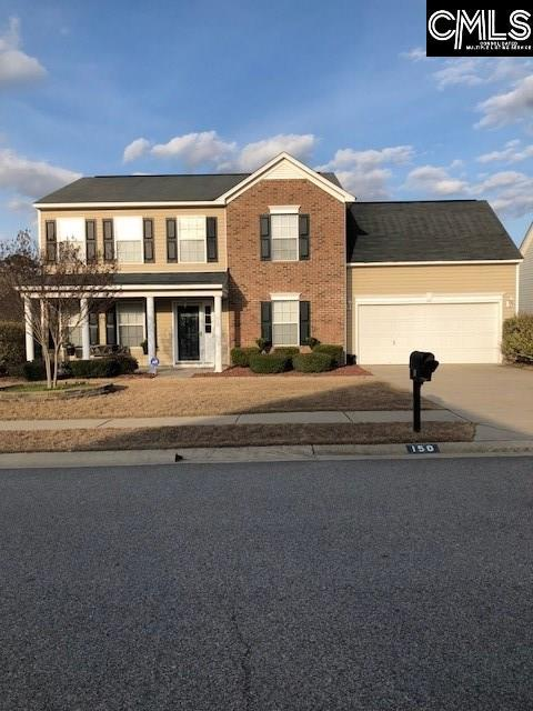 150 Hunters Mill Lane, West Columbia, SC 29170 (MLS #441640) :: The Olivia Cooley Group at Keller Williams Realty
