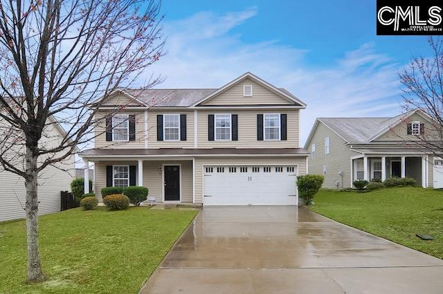 595 Silver Spoon Lane, Elgin, SC 29045 (MLS #443121) :: The Olivia Cooley Group at Keller Williams Realty