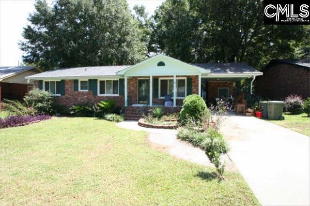 1936 Rolling Hills Road, Columbia, SC 29210 (MLS #443589) :: RE/MAX Real Estate Consultants