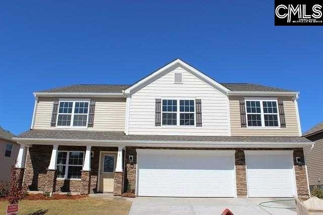 1033 Primrose Drive #2390, Blythewood, SC 29016 (MLS #444640) :: RE/MAX AT THE LAKE