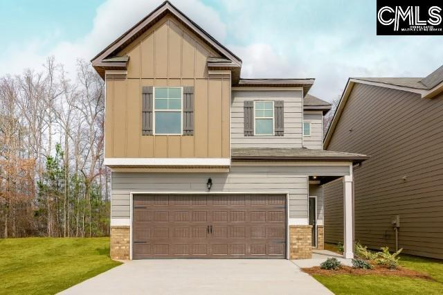 227 Bickley View Court #28, Chapin, SC 29036 (MLS #445217) :: RE/MAX AT THE LAKE