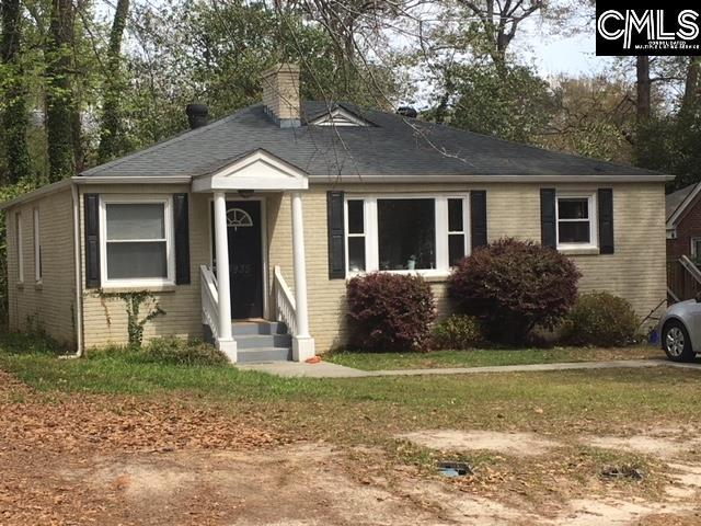 3935 Live Oak Street, Columbia, SC 29205 (MLS #445319) :: Home Advantage Realty, LLC