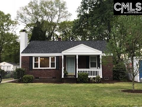 907 Oakland Avenue, Cayce, SC 29033 (MLS #445823) :: The Olivia Cooley Group at Keller Williams Realty