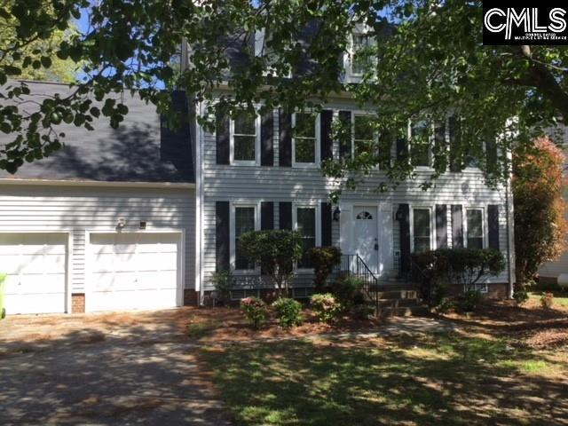 109 Brook Hollow Drive, Columbia, SC 29229 (MLS #446001) :: Home Advantage Realty, LLC