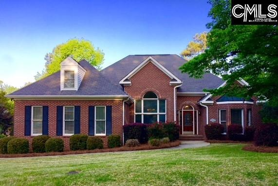 116 Water Links Drive, Chapin, SC 29036 (MLS #446090) :: Home Advantage Realty, LLC