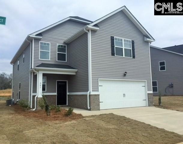 203 Bickley View Court #24, Chapin, SC 29026 (MLS #446249) :: EXIT Real Estate Consultants