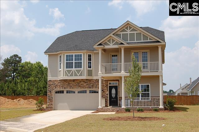 327 Glen Dornoch Way #43, Blythewood, SC 29016 (MLS #446361) :: The Olivia Cooley Group at Keller Williams Realty