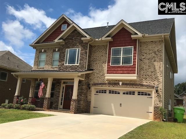 51 Bunchberry Court, Chapin, SC 29036 (MLS #447486) :: Home Advantage Realty, LLC