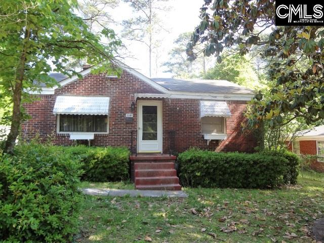 3849 Montgomery Avenue, Columbia, SC 29205 (MLS #448202) :: RE/MAX AT THE LAKE