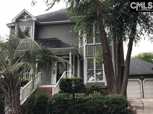 106 Branch Hill Lane, Columbia, SC 29223 (MLS #449989) :: The Olivia Cooley Group at Keller Williams Realty