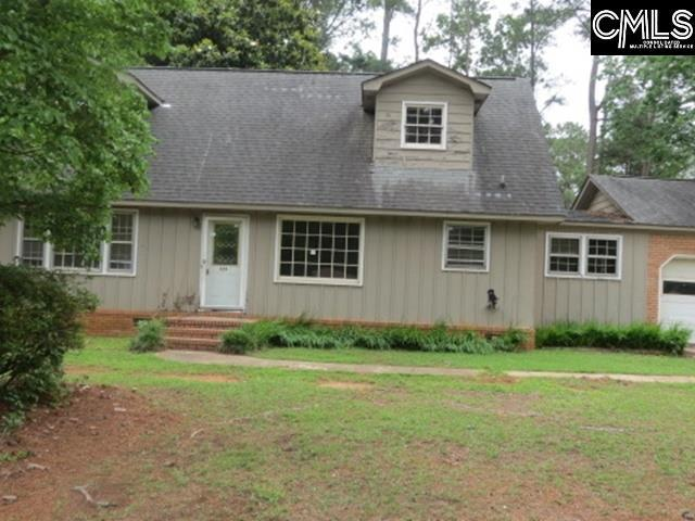 320 Biscayne Road, Columbia, SC 29212 (MLS #450201) :: The Olivia Cooley Group at Keller Williams Realty