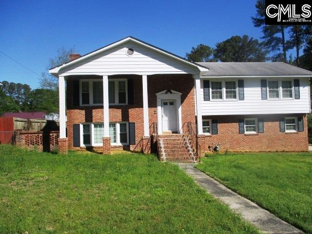 4015 Evergreen Drive, Columbia, SC 29204 (MLS #451036) :: EXIT Real Estate Consultants