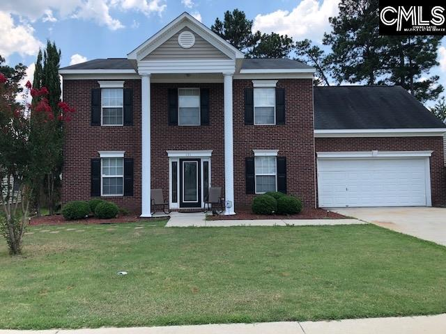 131 Hardwood Drive, Columbia, SC 29229 (MLS #452423) :: The Olivia Cooley Group at Keller Williams Realty