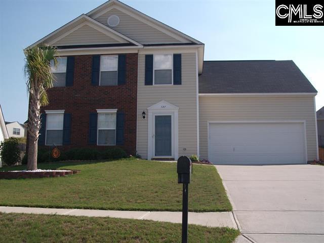127 Arthurdale Drive, West Columbia, SC 29170 (MLS #452722) :: EXIT Real Estate Consultants