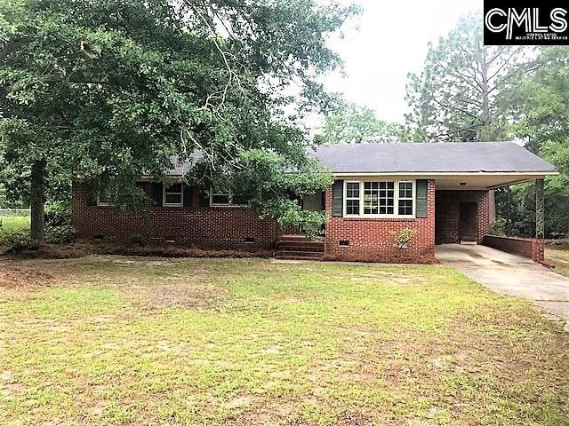 109 Truesdell Avenue, Lugoff, SC 29078 (MLS #452856) :: RE/MAX AT THE LAKE