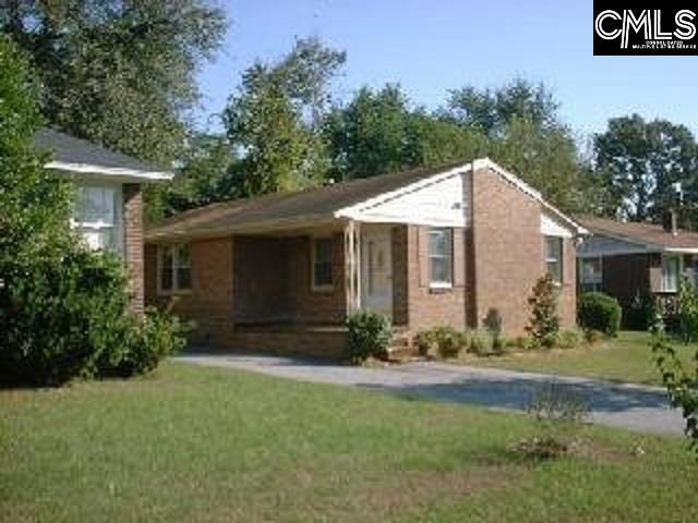 1428 Dahlia Road, Columbia, SC 29205 (MLS #453122) :: The Neighborhood Company at Keller Williams Columbia