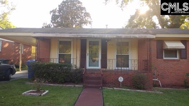 440 Floyd Drive, Columbia, SC 29203 (MLS #453144) :: EXIT Real Estate Consultants