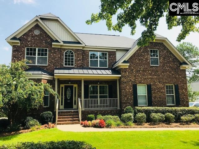 105 Timber Chase Lane, Lexington, SC 29073 (MLS #454605) :: EXIT Real Estate Consultants